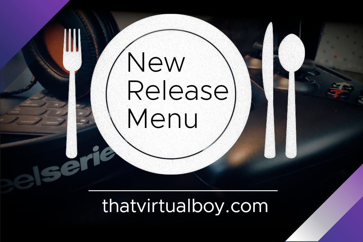 Friday New Release Menu: March 13 2020